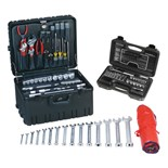 Jensen Tools JTK-10250 Metric Deluxe Industrial Tool Kit JTK®-94WW