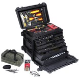 Jensen Tools JTK-12951 Marine General Maintenence Tool Kit