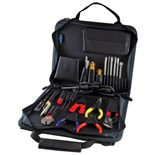 Jensen Tools Compact Technician's Kit in Single Gray Cordura Case