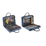 Jensen Tools JTK-17BC Kit in Double-Sided Blue Cordura Case