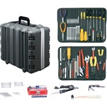 Jensen Tools Kit in Black Super Tough Case