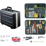 Jensen Tools JTK-17LXP Kit in Black Regular Deluxe Poly Case