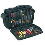 Jensen Tools JTK-17QC Kit in 3-Sided Cordura Case