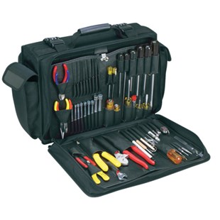 Jensen Tools Kit in 3-Sided Cordura Case