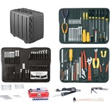 Jensen Tools JTK-17RRT3 Inch/Metric Tool Kit in X-Rugged Rota-Tough Case