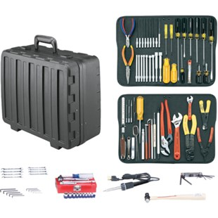 Jensen Tools Kit in Regular Rota-Tough™ Case