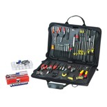Jensen Tools Technician's Service Kit with Single Cordura Plus Case