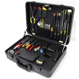 Jensen Tools JTK-2100LM LAN Manager's kit without Test Equipment in Monaco Case