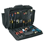 Jensen Tools JTK-2100W LAN Manager's Kit with Test Equipment in Cordura Case