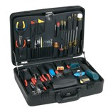 Jensen Tools LAN Manager's Kit with Test Equipment in Monaco Case