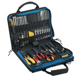 Jensen Tools JTK-23C Multi-Fastener Tool Kit in Blue Cordura Case