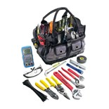 Jensen Tools JTK-28D HVAC Tool Kit with DMM