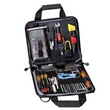Jensen Tools Kit in Gray Cordura Plus Case