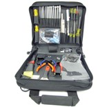Jensen Tools JTK-34BK Kit in Black Cordura Plus Case