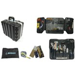 "Jensen Tools JTK-3601 Master Field Service Toolkit w/ 9"" Deep Super Tough Case - 3600 Series"