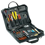 Jensen Tools JTK-47GC Field Engineer's Kit in Single-Sided Gray Ballistic Case