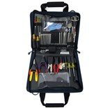 Jensen Tools JTK-49CR Workstation Kit in Single-Sided Blue Cordura Case