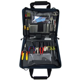 Jensen Tools JTK-49CMR Metric Kit in Single-Sided Blue Case
