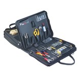Jensen Tools JTK-5WB Network Kit with Test Equipment in Double Black Cordura Case