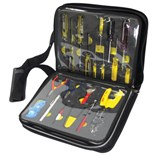 Jensen Tools JTK-50F Technician's Tool Kit in FOD Case JTK®-50F