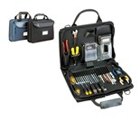 Jensen Tools Kit in Blue Cordura Plus Case