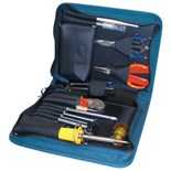 Jensen Tools JTK-6C Compact Kit in Blue Cordura Case
