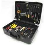 Jensen Tools JTK-75RL Inch Bio-Medical Technician's Kit in Monaco Case