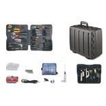 Jensen Tools JTK-77DRT Deluxe Field Service Kit in Rota-Tough Case