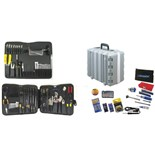 "Jensen Tools Deluxe Medical Kit in 9.25"" Super Tough Case"