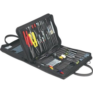 Jensen Tools Kit in Black Cordura Case