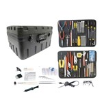 "Jensen Tools JTK-87DRRT Kit in Regular X-Tra Rota-Tough™ Case, 8"" Deep"