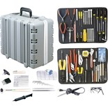 "Jensen Tools Kit in 9"" Super Tough Case"