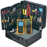 Jensen Tools Kit with Fluke 123B and 179 DMM