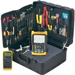 Jensen Tools JTK-87FLK7 Kit with Fluke 190-202 Scopemeter & 87-V