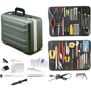 Jensen Tools Kit in Deep Deluxe Poly Case