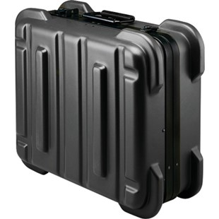 Jensen Tools 23-059 Black Rugged Duty Case, 17-3/4 x 14-1/2 x 9""