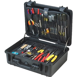 Jensen Tools JTK-87WP Kit in Water Resistant Case