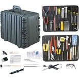 "Jensen Tools JTK-87WT Kit in 10"" Roto-Rugged™ wheeled case"