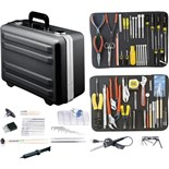 Jensen Tools Metric Toolkit with Deluxe Poly Case