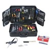 Jensen Tools JTK-88 Inch/MM Electro-Mechanical Kit in Black Deluxe Poly Case