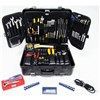 Jensen Tools Inch/MM Electro-Mechanical Kit in Black Super Tough Case