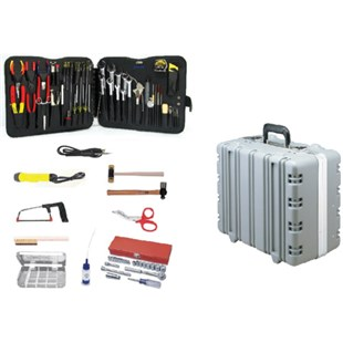 Jensen Tools Inch Electro-Mech. Installer's Kit in Super-Tough Case