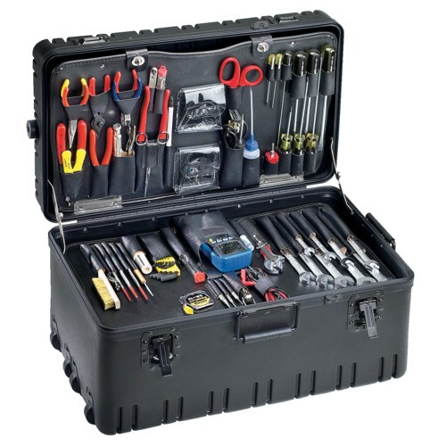 roto tools. Jensen Tools JTK-91LW Inch Electro-Mech. Installer\u0027s Kit In Roto-Rugged Roto G