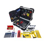 Jensen Tools JTK-93 Inch Electro-Mech. Service Kit in Heavy-Duty Poly Case