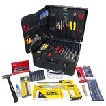 Jensen Tools JTK-93MME Metric Tool Kit in Xtra-Rugged Rota Tough Case w/ 220V Solder Iron