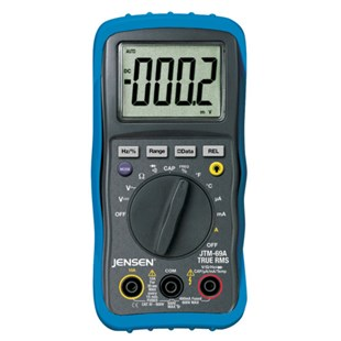 Jensen Tools JTM-69A True RMS Digital Multimeter