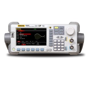 RIGOL DG5251 Arbitrary Waveform Generator, 250 MHz, 1 Channel, 1 GS/s, 14bit Resolution, 128 Mpts, DG5000 Series