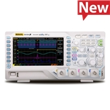 RIGOL DS1054Z Digital Oscilloscope, 50 MHz, 4 Channel, 1 GS/s, 24 Mpts, 7 in WVGA Display, DS1000Z Series