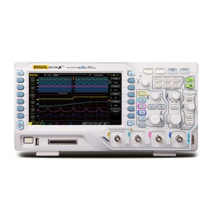 RIGOL DS1074Z Plus Digital Oscilloscope, 70 MHz, 4 Channel, 1 GS/s, 24 Mpts, MSO Upgradable, DS1000Z Series