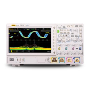 RIGOL DS7024 Digital Oscilloscope, 200 MHz, 4 Channel, 10 GS/s, 100 Mpts, DS7000 Series